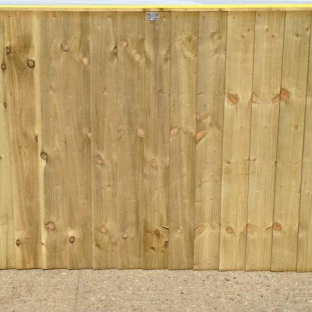 closeboard panel 1.20m