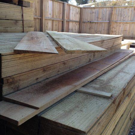 "Closeboard / Feather edge 150mm [6""] 1.80m"