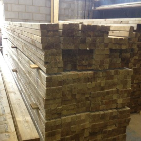 Eased Edge Carcassing 4.80m x 50mm x 47mm