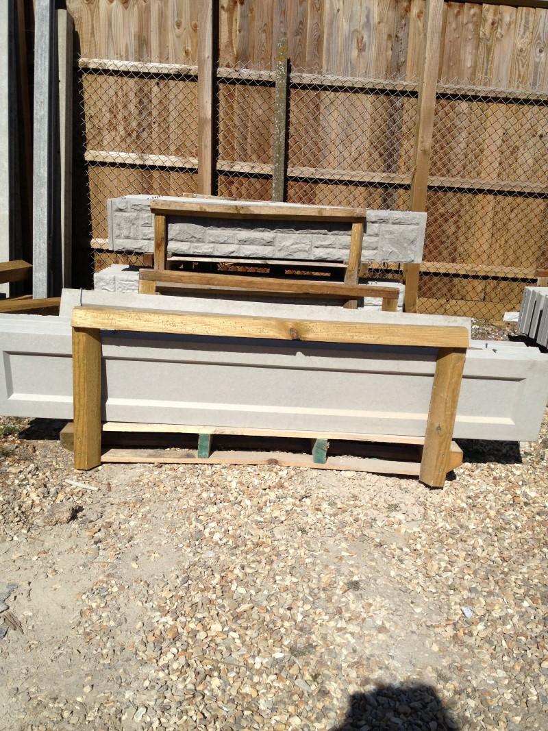 Gravel Boards 6ft X 300mm 12 Rebated Roger Hanley
