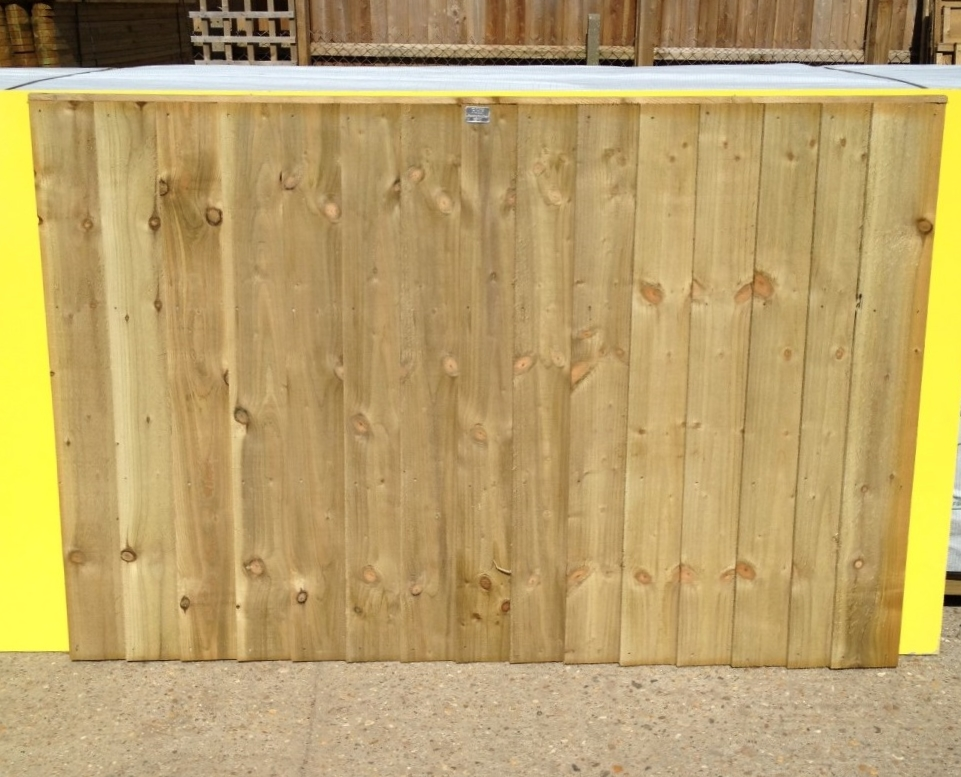 Closeboard Panels 2ft X 6ft Roger Hanley Fencing Isle Of