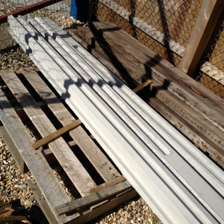 Slotted Posts 2.10m [7ft] End