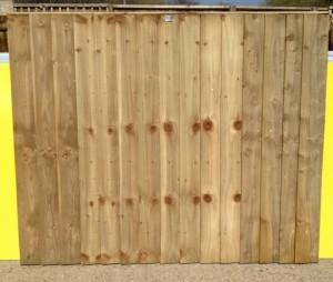 closeboard panel 1.50m