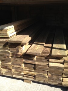 """Garvel Boards 1.830mm [6ft exactly] x 150mm [6""""] x 22m [1""""]"""