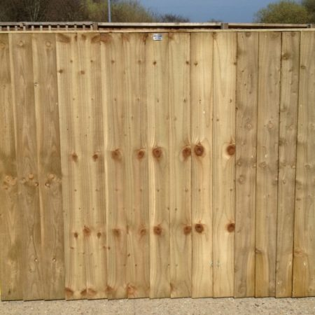 Closeboard Panels 6ft x 1.50m