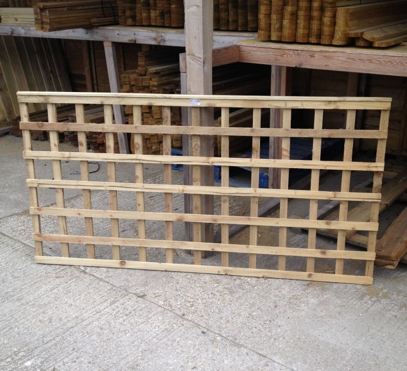 Heavy Duty Trellis 6ft x 3ft