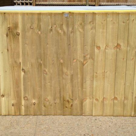Closeboard Panels 6ft x 900mm