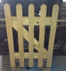 Gate 900mm [3ft] high x 900mm [3ft]
